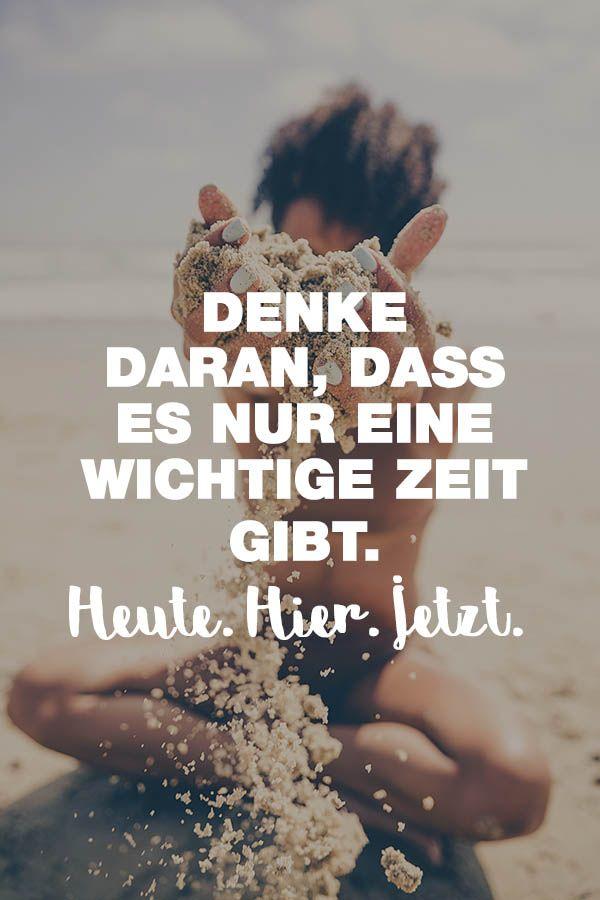 Visual Statements®   Sprüche/ Zitate/ Quotes/ Motivation/ denke