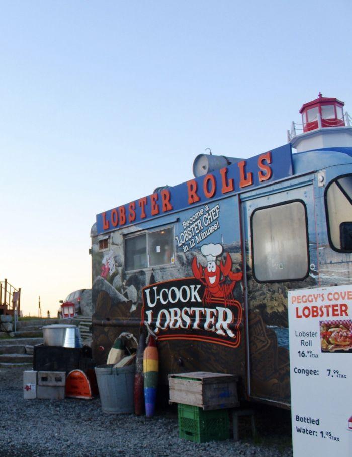 Peggy's Cove, Nova Scotia in 2019 | Street food, Store ...