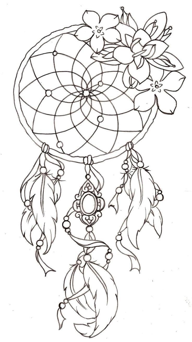 Peacock flower tattoo designs - Big Tattoo