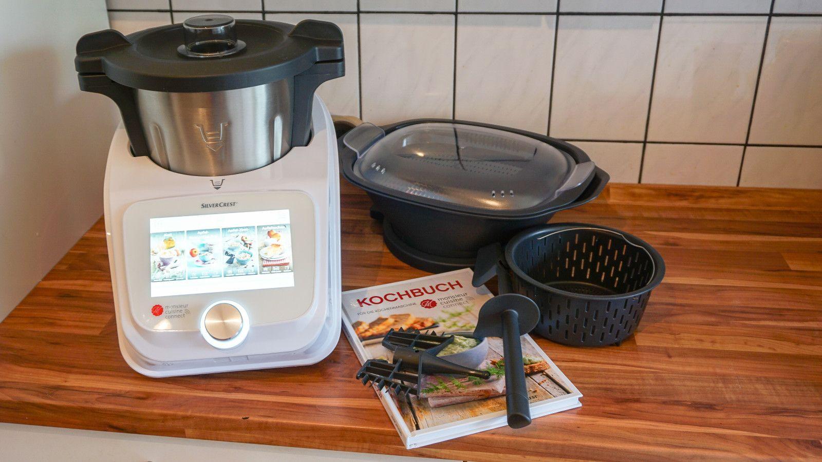 Monsieur Cuisine Connect | Ricette e Bimby