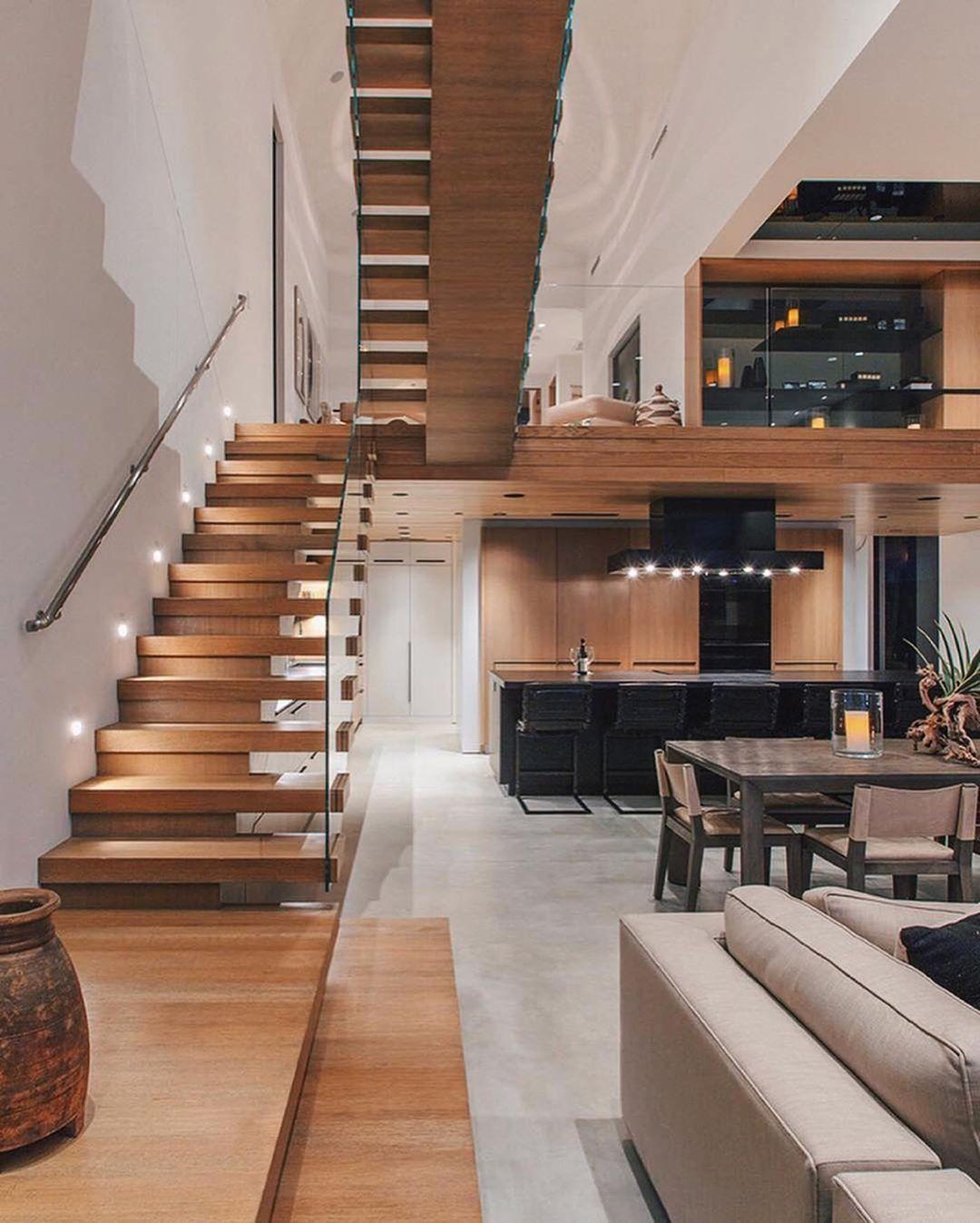 Amazed By This Interior Design Wood Loft Brandonarchitects Click