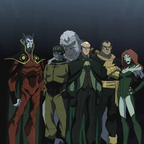 Injustice League Screenshots Images And Pictures Comic Vine Young Justice Comics Dc Villains