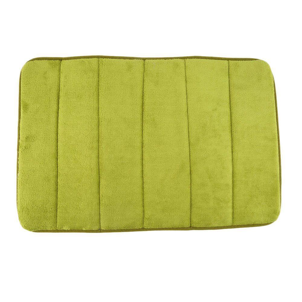 2016 useful 40 60cm memory foam camping mat bathroom horizontal