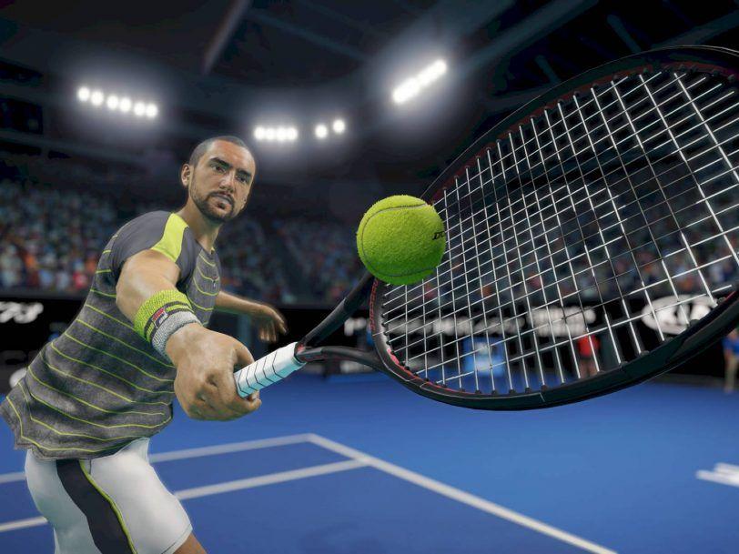 Ao Tennis 2 Inceleme 2020 Xbox One Nintendo Tenis