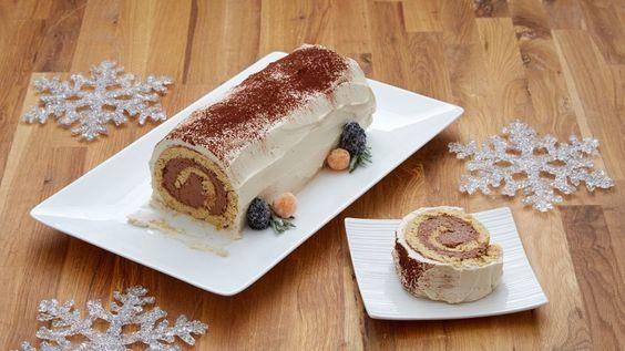 Dessert de noel pinterest
