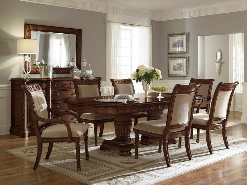 Dining Room Furniture  Obtaining The Best Really Matters Pleasing Dining Room Carpet Protector Design Inspiration