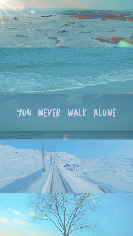 Bts You Never Walk Alone Bts Pinterest Bts Bts Wallpaper