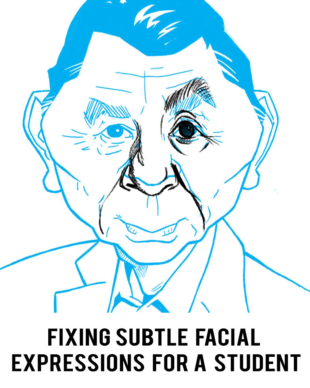 Sketching Subtle Facial Expressions Master Study Critique Face Drawing Face Sketch Artists Guide