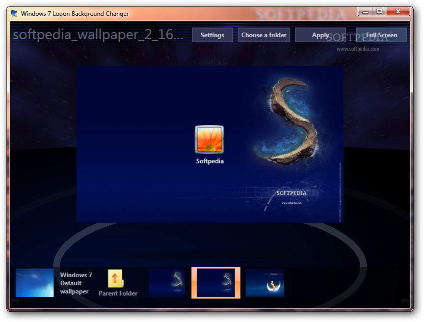 How To Change The Logon Screen On Windows 7