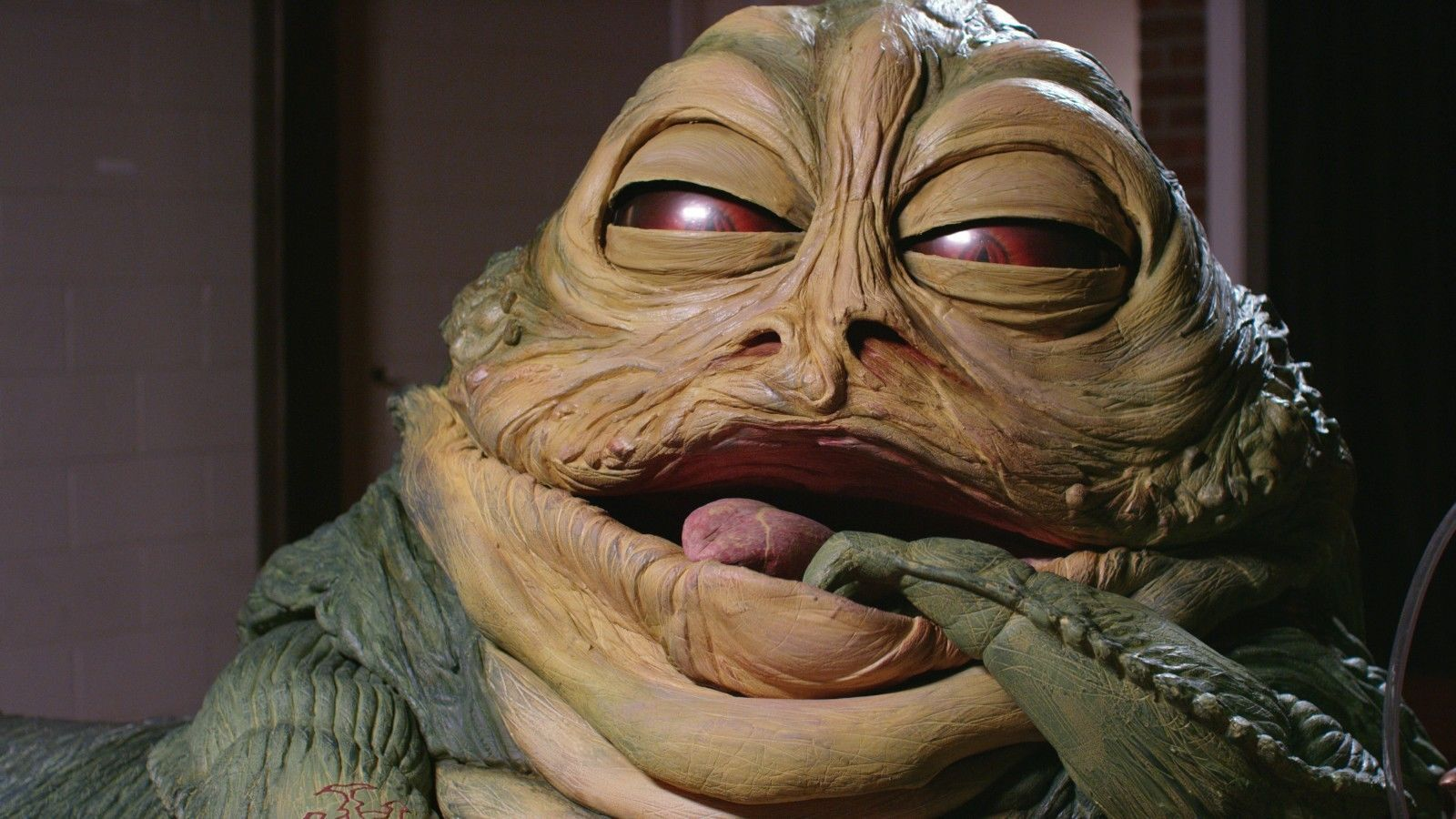 Details About Jabba The Hutt Life Size Star Wars Replica