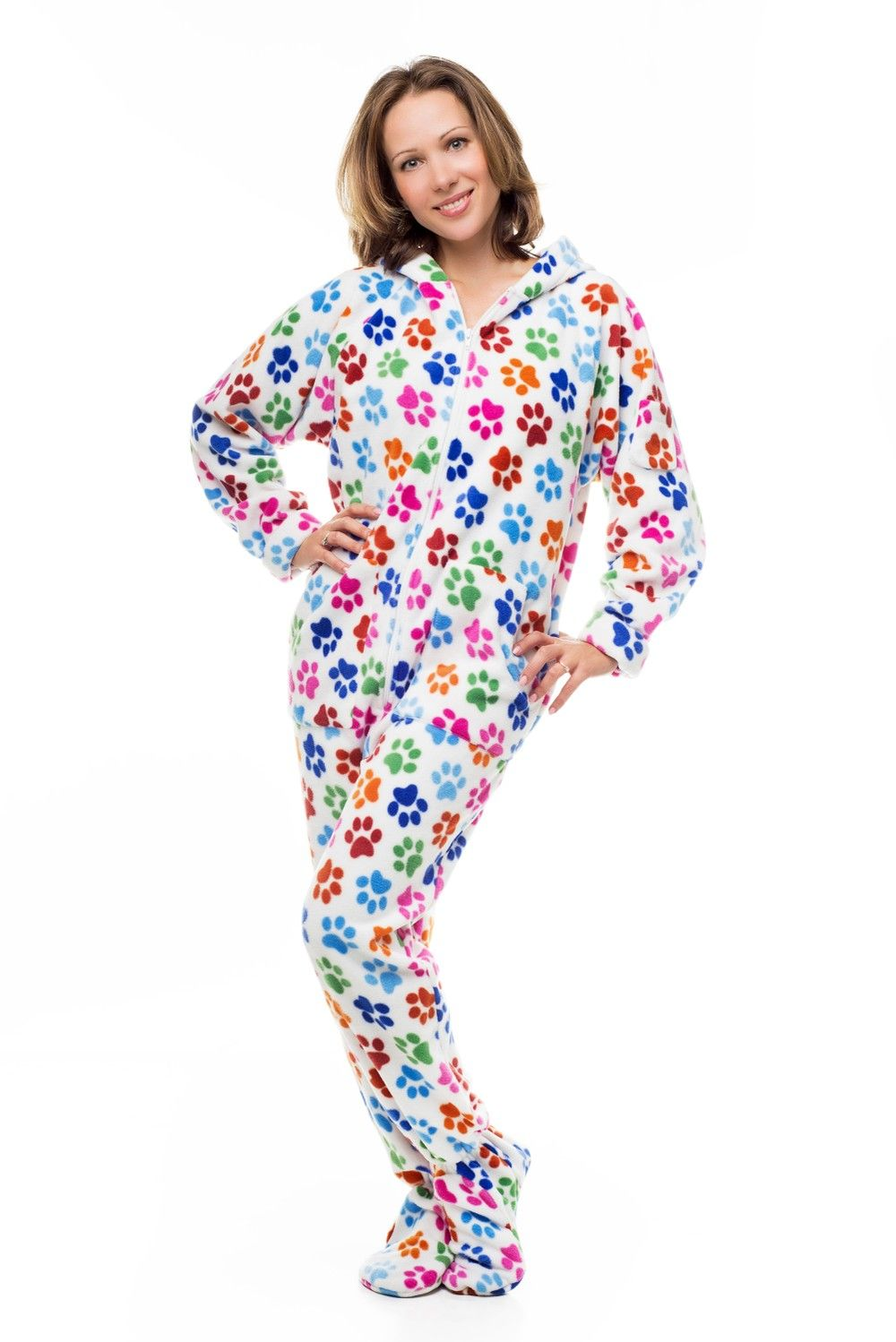 pajamas-footie-set | Footie Pajamas | Pinterest | Pajamas