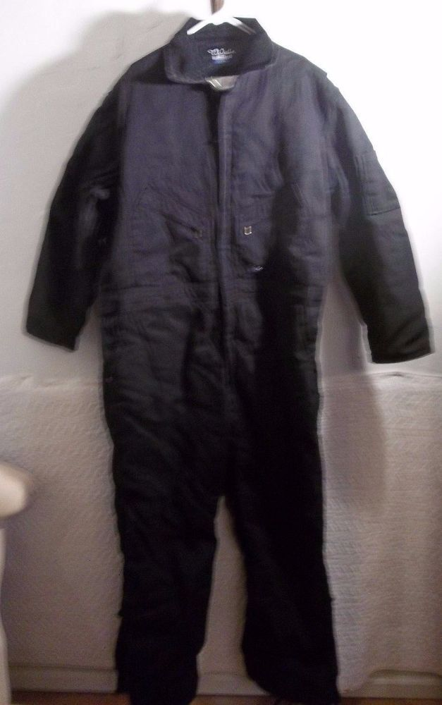 walls blizzard pruf insulated black coverall 2xl regular on walls insulated coveralls blizzard pruf id=92695