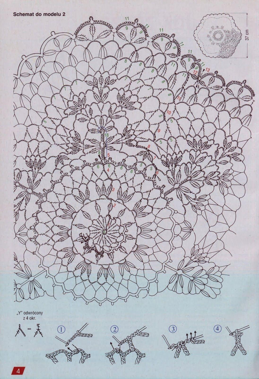 zizil pipilo: My works 6 | crochet - patterns and ideas | Pinterest ...