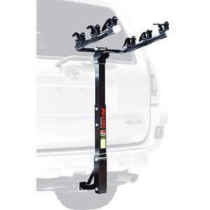 and 2 in Hitch Deluxe Allen Sports 2-Bike Hitch Racks for 1 1//4 in