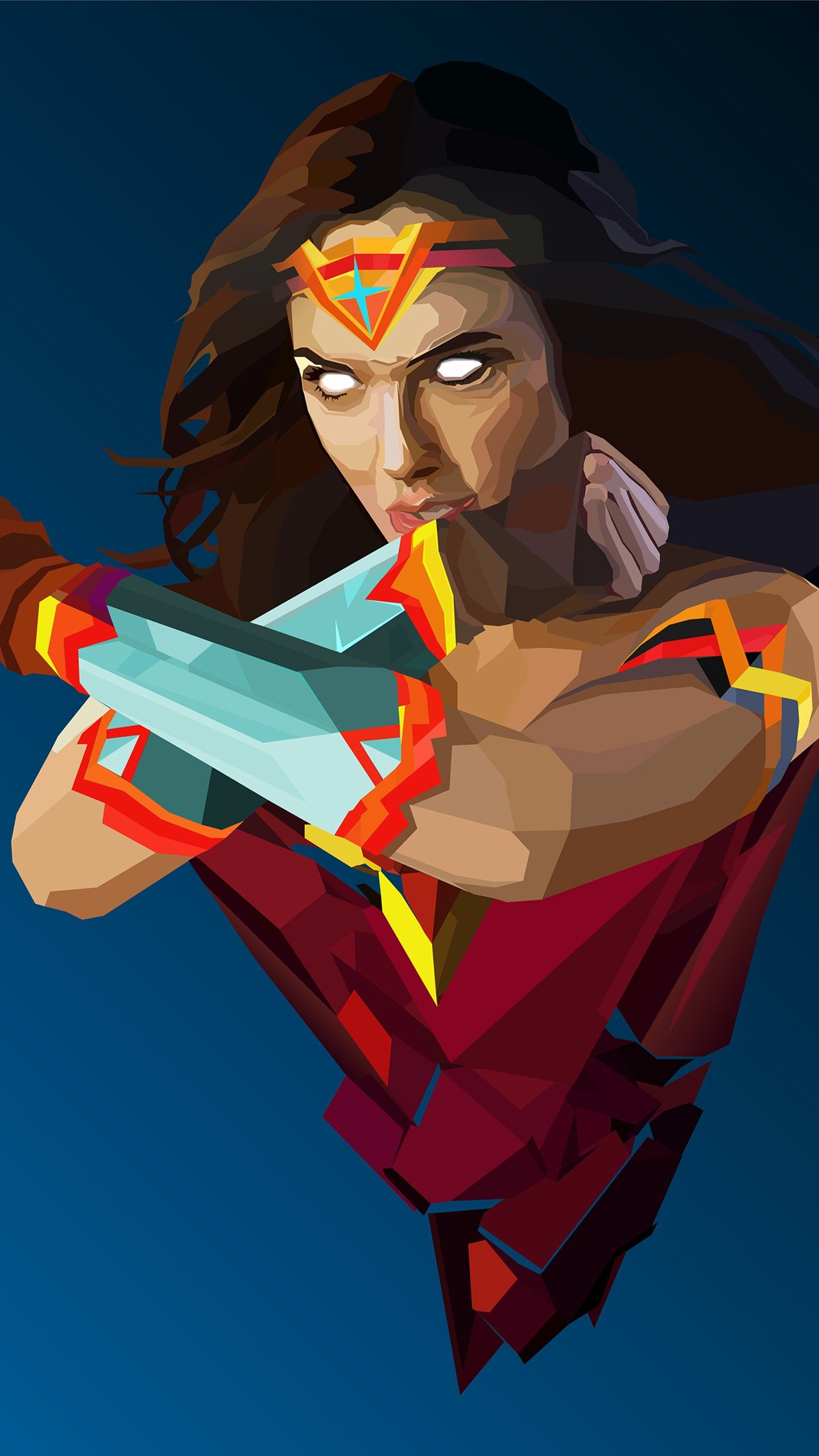 Misc Wonder Woman Artwork 4k Wallpapers Wonder Woman Artwork Qhd Wallpaper 1080p Wallpaper