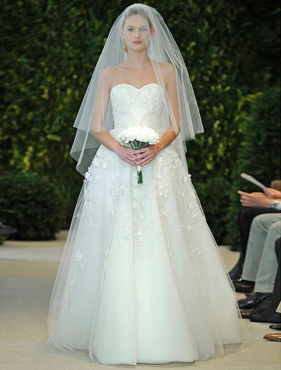 carolina herrera wedding dress sale