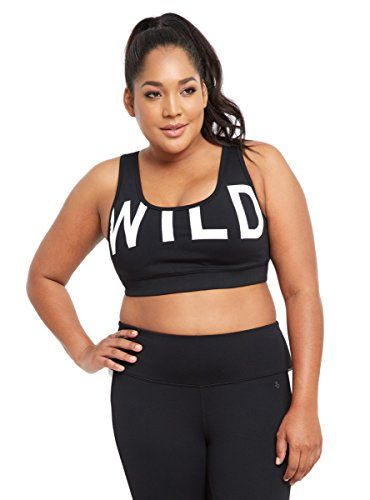 f316ef9fe76 Torrid Active Wild Ladder Back Sports Bra -- Visit the image link more  details.(This is an Amazon affiliate link and I receive a commission for  the sales)