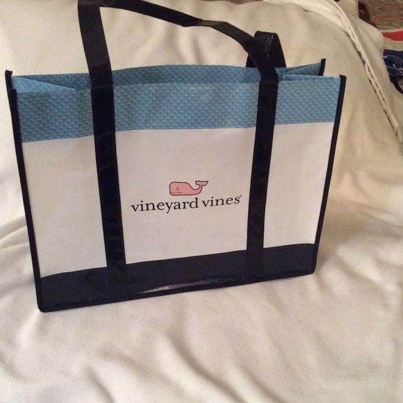 ⚡ ⚡️REUSABLE⚡ ⚡️Vineyard Vines Shopping Bag Perfect for ...