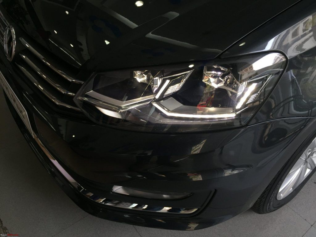 Vw Vento Highline Plus Snapped At A Dealership Launch Imminent Dealership Product Launch Volkswagen [ 768 x 1024 Pixel ]