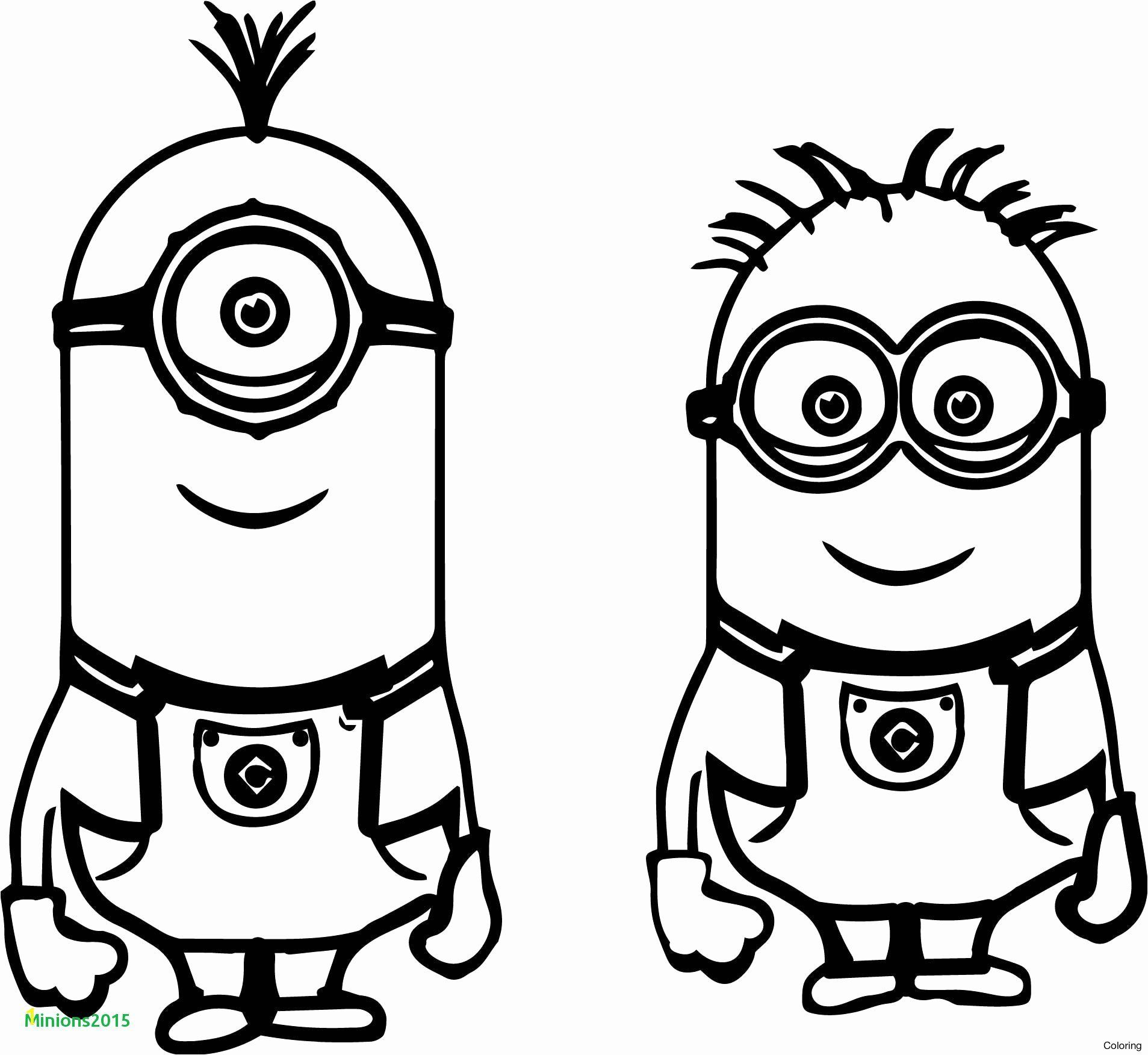 Coloring Cartoon Games Unique Free Minion Coloring Pages