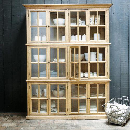 Bücherschrank verglast Bücherregale Pinterest Bücherregale - hausbibliothek regalwand im wohnzimmer