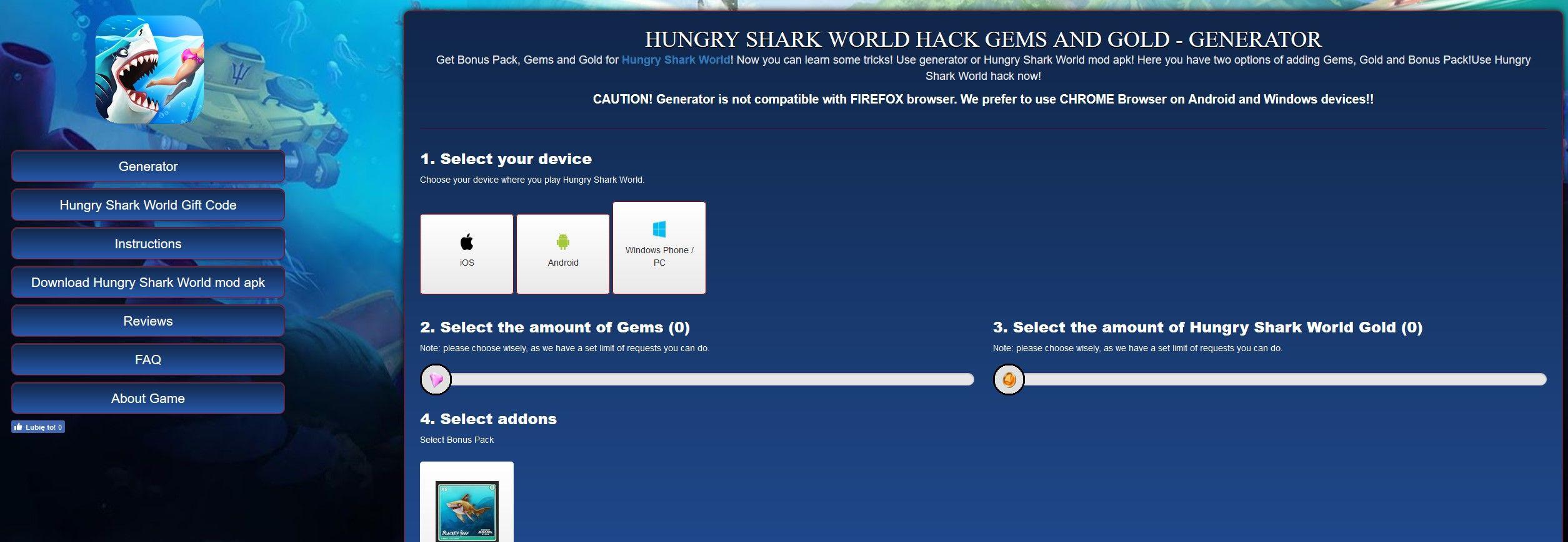 Pin By Jason Purcell On Hungry Shark World Gems Hack Shark Gems