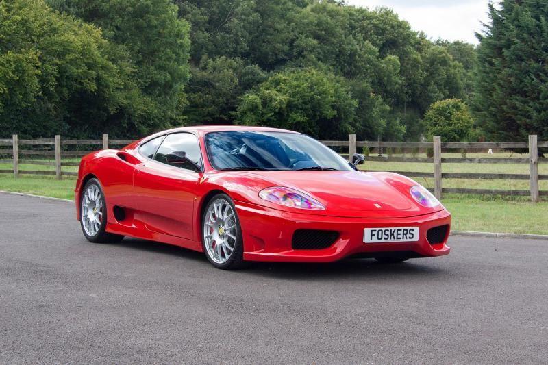 2005 Ferrari 360 Challenge Stradale Ferrari 360 Classic Cars