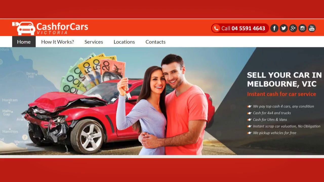 Pin by Cash for Cars VIC on Cash for cars Melbourne