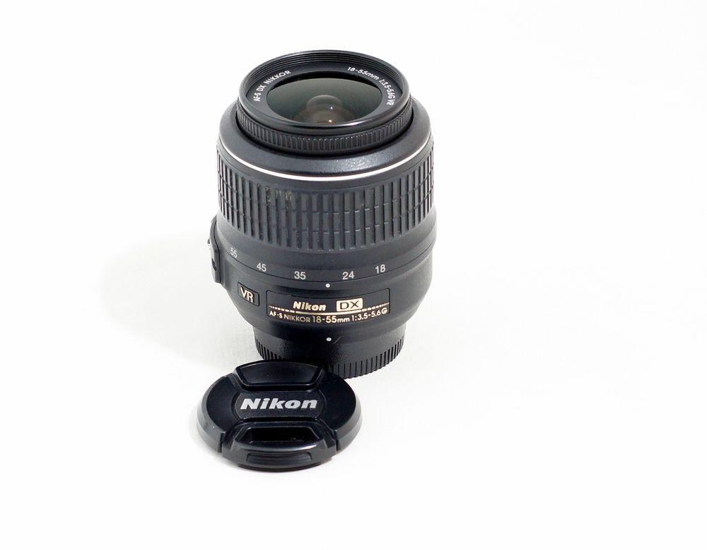 Nikon Af S Dx Nikkor 16 85mm F 3 5 5 6g Ed Vr Lens Sold As Is Read Description Ebay Nikon Dx Nikon D5200 Photography Nikon 3400
