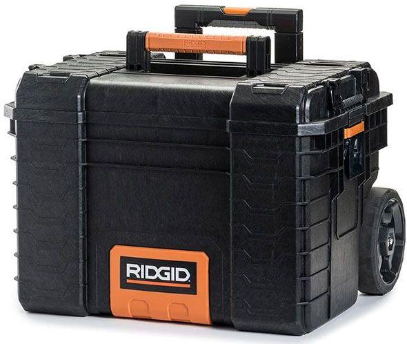 ridgid pro tool box cart | 工具箱 | pinterest | tools, tool storage ...