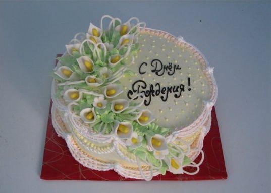 крем для надписи на торт рецепты