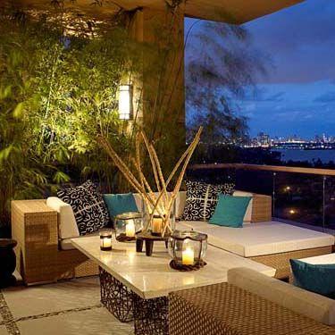 Taylor and Taylor - architects and interior designs Coastal Living - designer gartensofa indoor outdoor