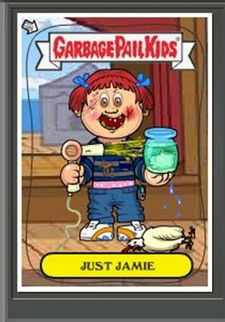 Garbage Pail Kids Garbage Pail Kids Garbage Pail Kids Cards Funny Kids