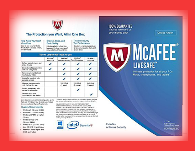 Activate Mcafee Livesafe Www Mcafee Com Activate Mcafee