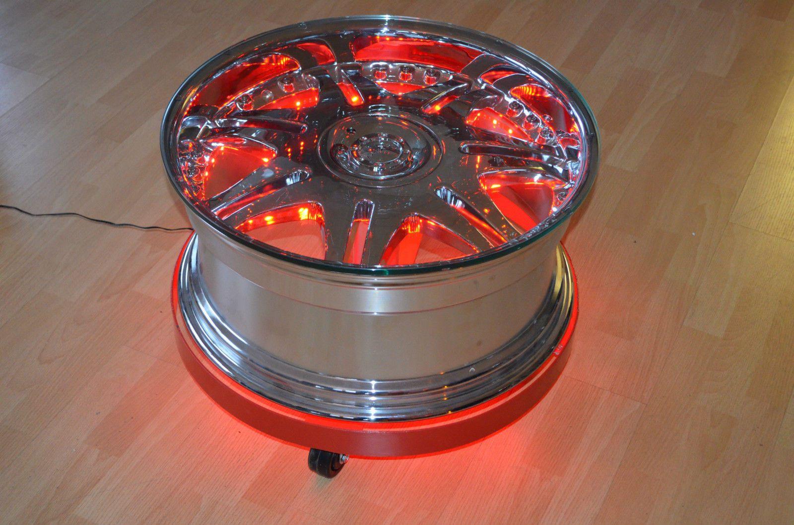 felgentisch beleuchtet felgen reifen tisch v8 motortisch zapfs ule tanks ule ebay home. Black Bedroom Furniture Sets. Home Design Ideas