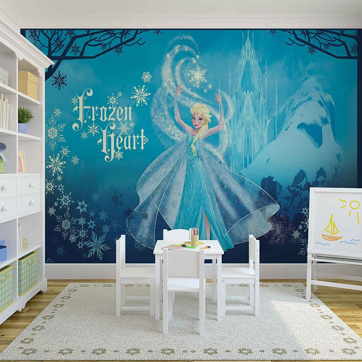 Frozen kinderzimmer disney frozen eisk nigin elsa - Kinderzimmer eiskonigin ...
