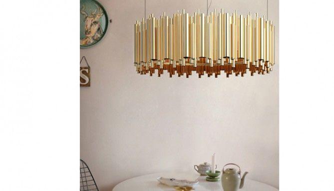 Brubeck Suspension Lamp