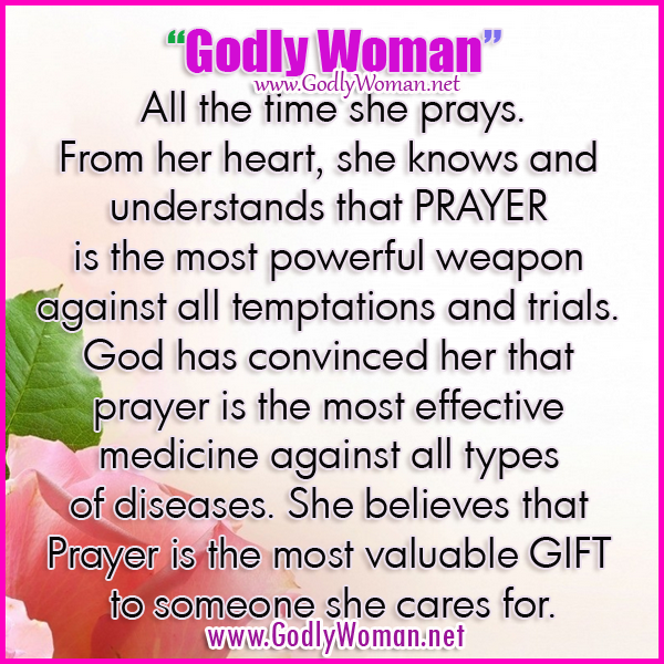 Pin by Alberto Casing on Woman Quotes | Godly woman, Pray