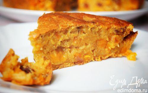 Пирог с тыквой несладкий рецепты 99