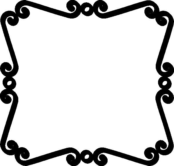 white border png black and white scroll border clip art vector rh pinterest ca