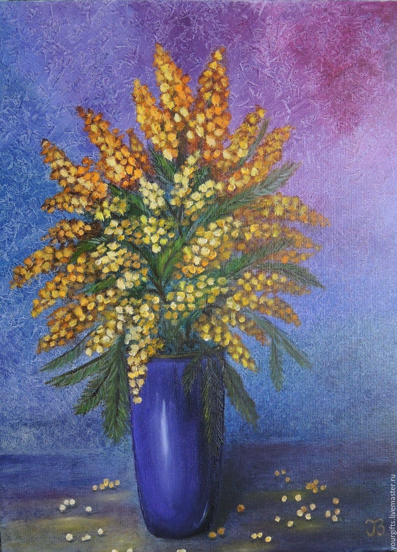 Handmade in 2020 oil painting flowers painting flower