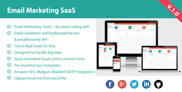 email verify marketing saas app php scripts - Verify Email Address Php