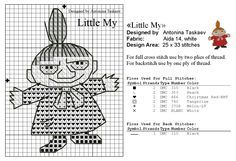 Little My Cross Stitch