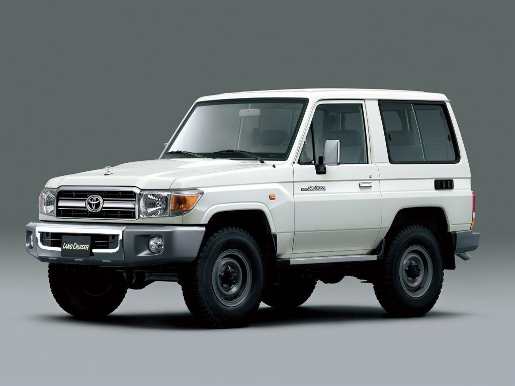 Toyota land cruiser 70 www