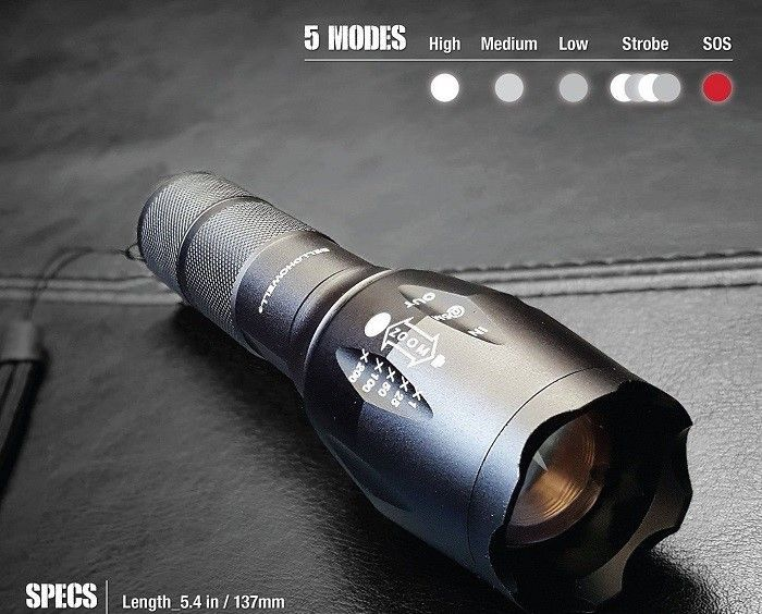 Tac Light Tacticalflashlight Flashlight