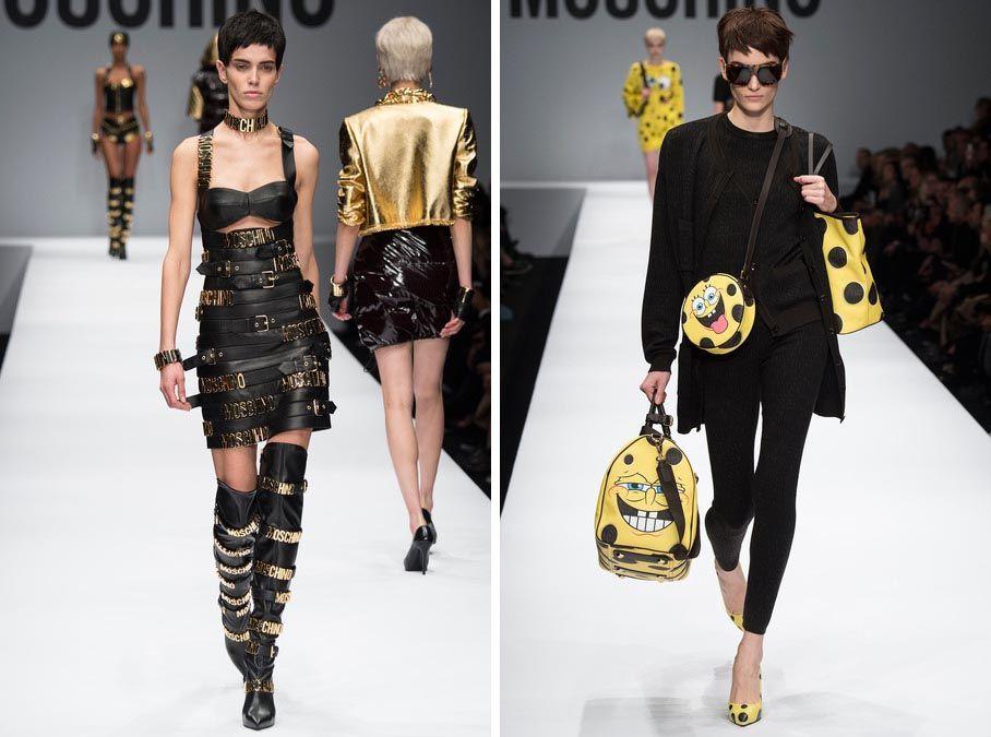 Moschino Fall 2014 Ready-to-Wear