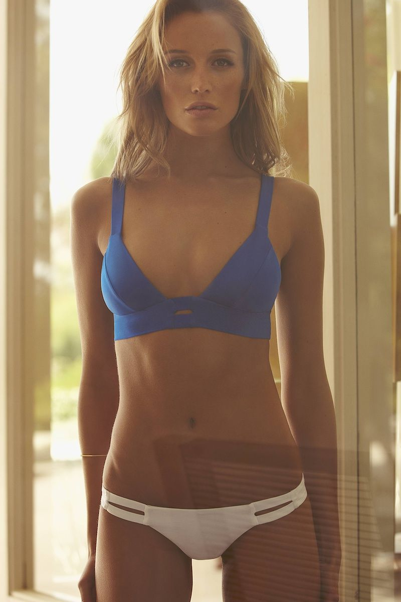 1d43eb980b3b55 Feel free to mix and match  the clean lines and flawless fit of the Neutra  bralette bikini top and Neutra hipster look great in mixed colors.     vitamin a ...