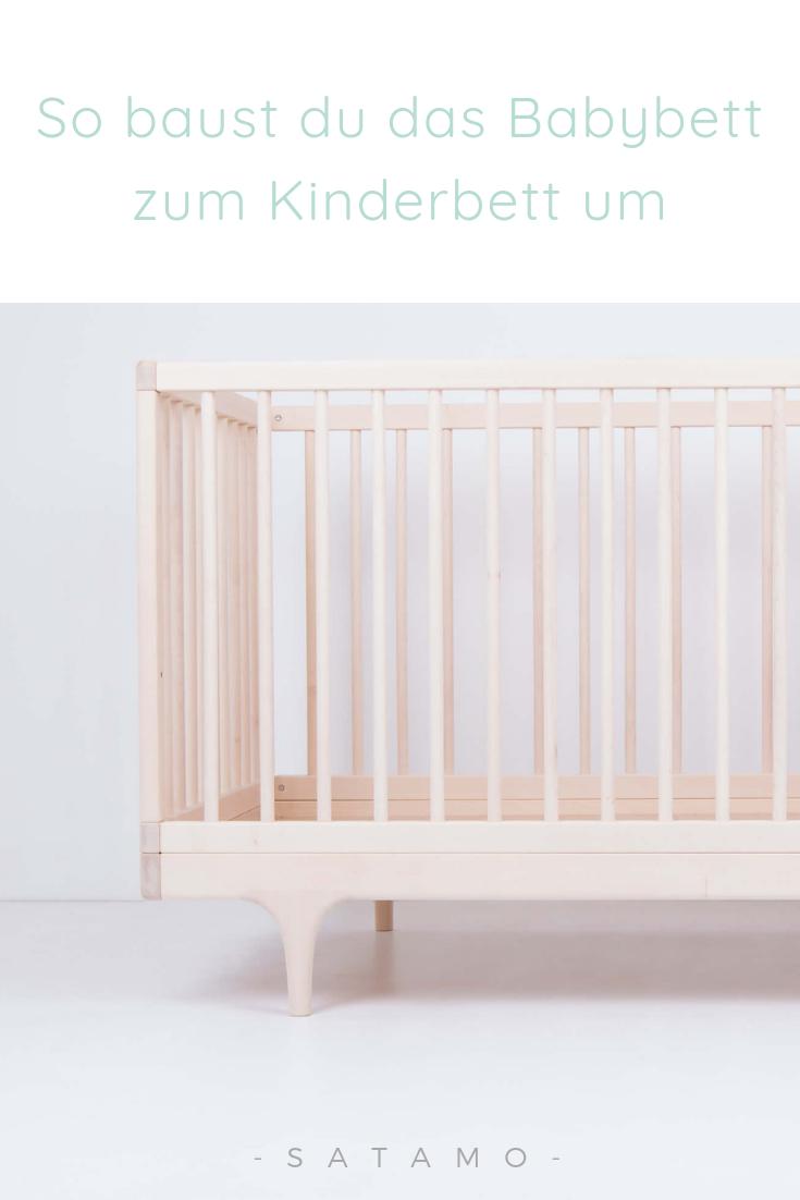 Mitwachsendes Babybett Jetzt online entdecken Babybett