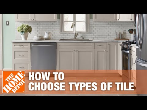 types of tile how to choose what s best for you the on 69 Types Of Kitchen Tiles To Choose For A New Kitchen Design id=60230