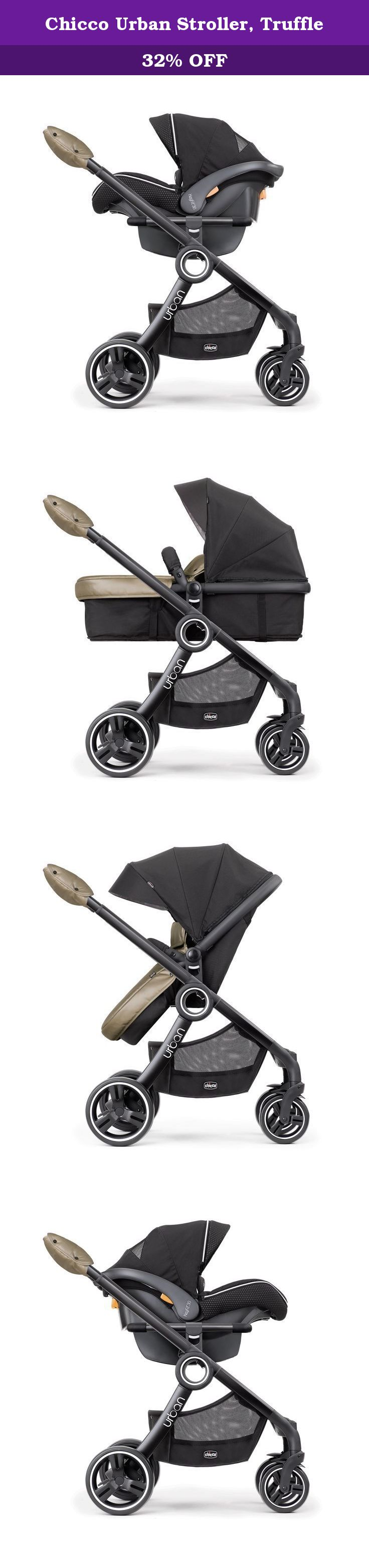 Chicco Urban Stroller, Truffle. The chicco urban is a